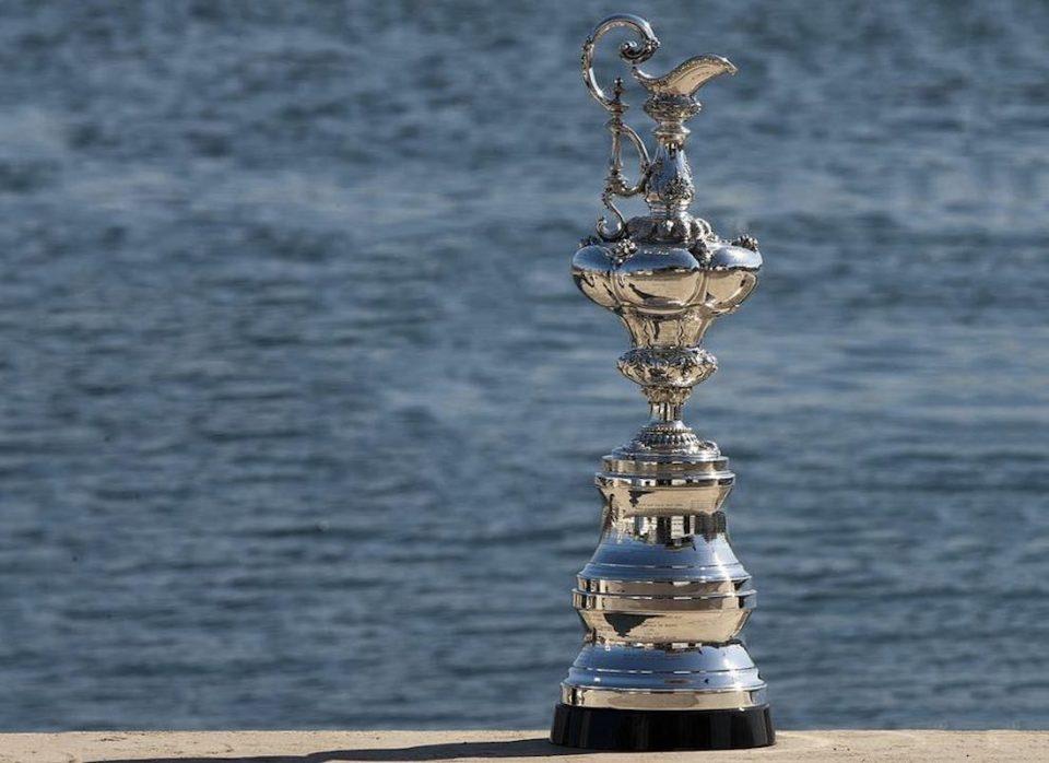 Les concurrents sont nombreux à vouloir s'aligner sur la 36ème America's Cup. Crédit photo : compte Instagram Luna Rossa Challenge
