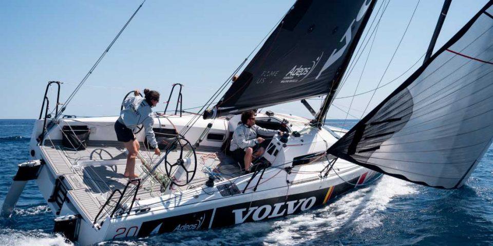 Le L30 belge vise un podium européen avec Jonas Gerckens et Sophie Faguet