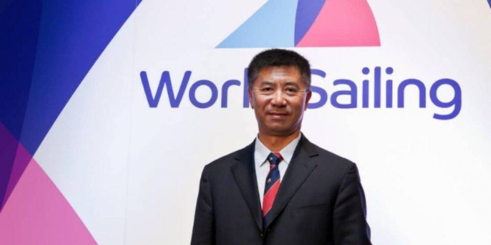 Le Chinois Quanhai est le nouveau président de World Sailing