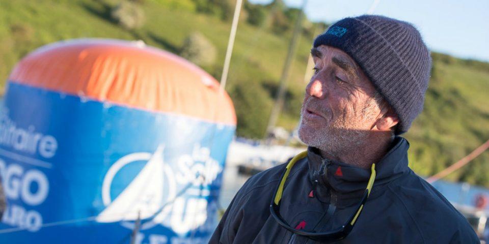 Loïck Peyron prend le départ lundi de la 600 Caribbean Race