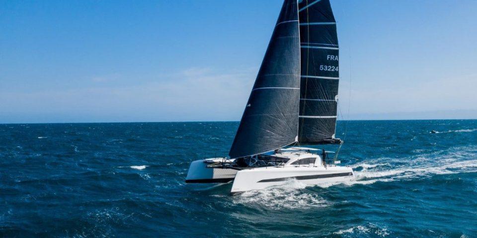 Le catamaran We Explore sera entièrement fabriqué en fibre de lin