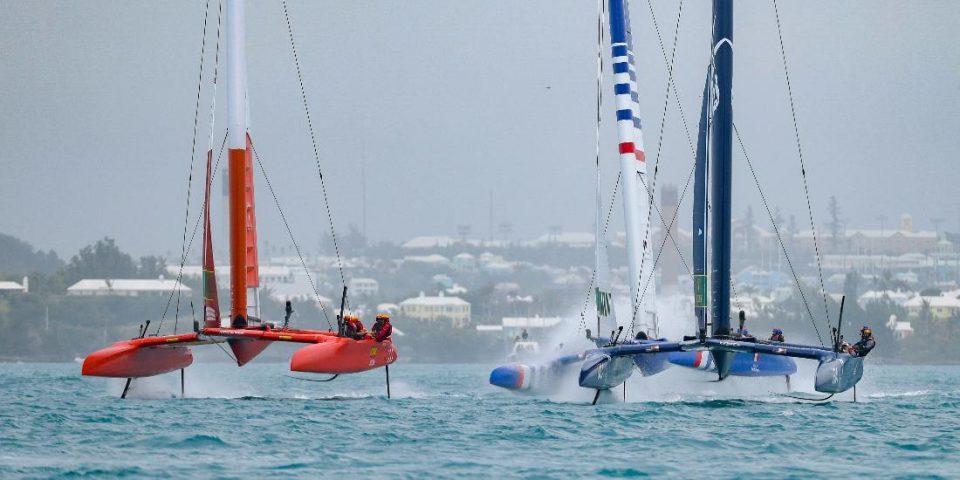 La saison 2 de SailGP a débuté aux Bermudes