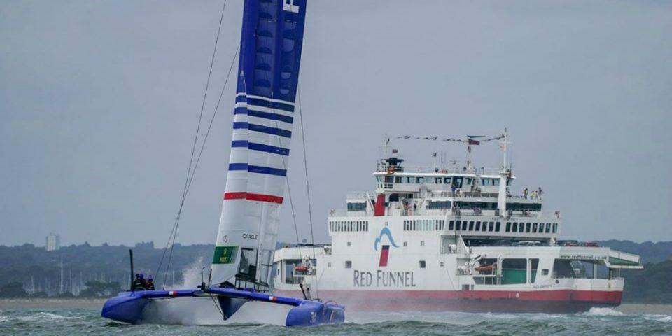 Sail GP Cowes