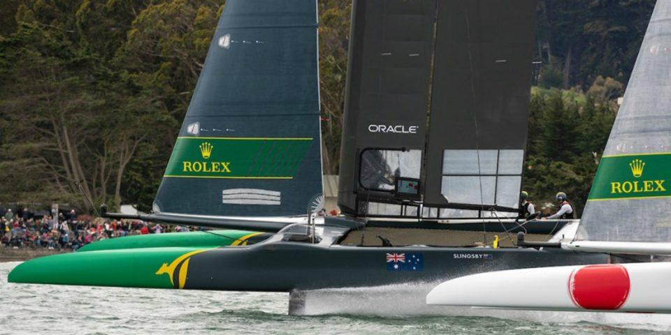 La saison 2020 de SailGP est annulée