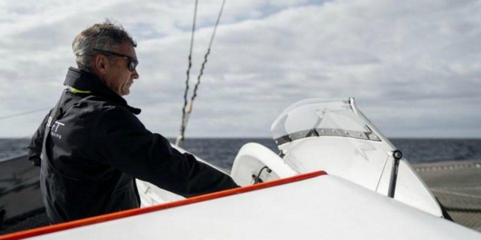 Yann Guichard Trophée Jules Verne