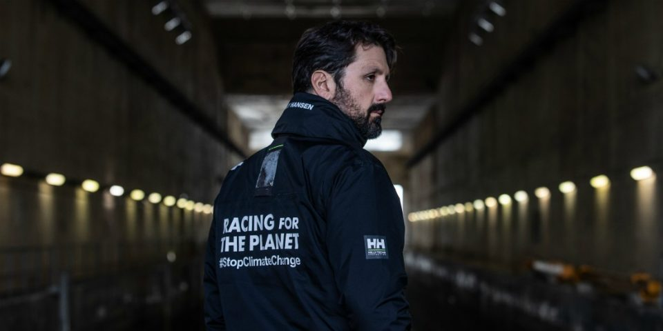 Yoann Richomme est le nouveau skipper de Racing for the Planet sur The Ocean Race