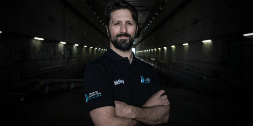 Yoann Richomme will lead the VO65 Racing for the Planet on ne next edition of The Ocean Race