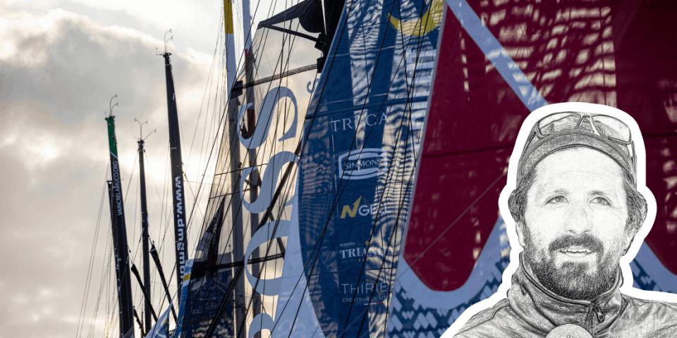 Yoann Richomme analyse le Vendée Globe 2020